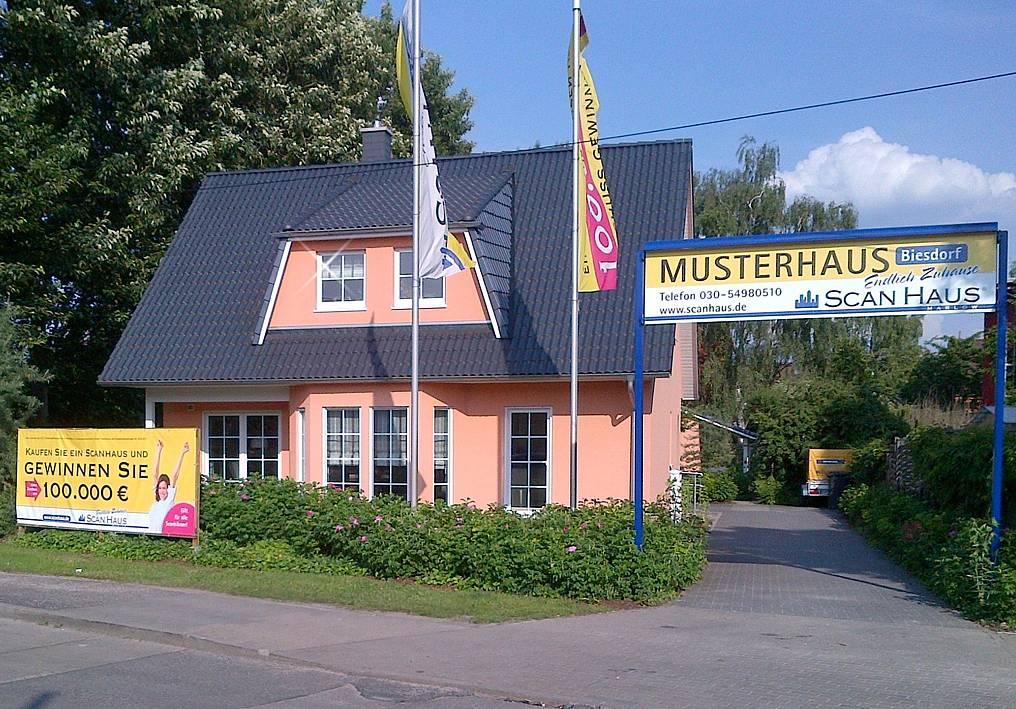 Musterhaus Berlin musterhaus berlin biesdorf scanhaus immobilien journal de