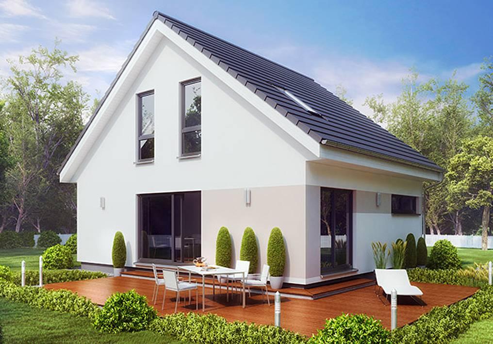 Musterhaus Groß Machnow - Massa Haus | www.immobilien-journal.de