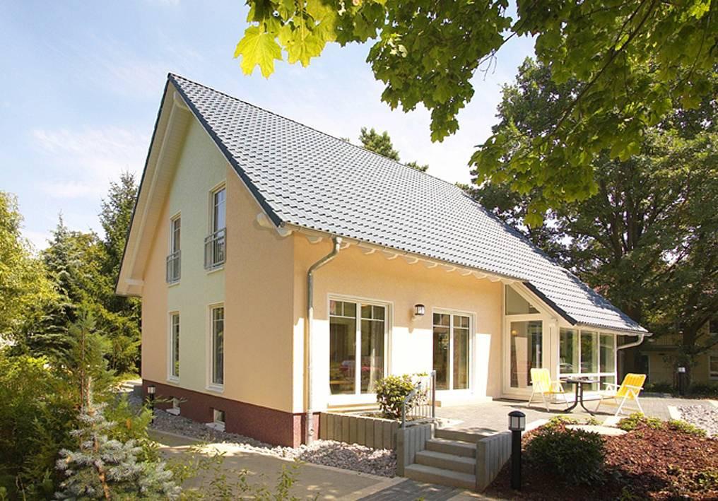 Musterhaus Spandau - Allkauf Haus