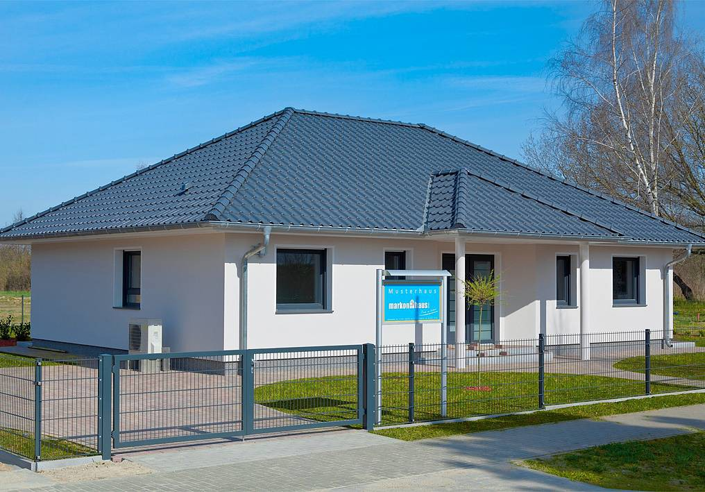 Musterhaus Neuenhagen 2 - markon Haus