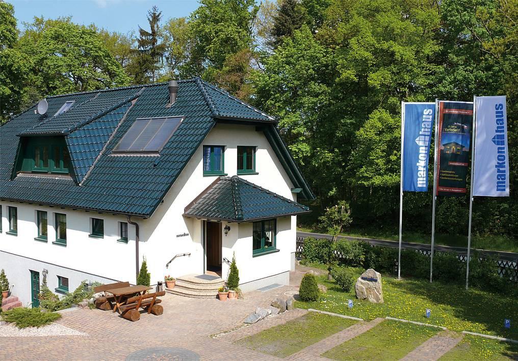 Musterhaus Forsthaus - markon Haus