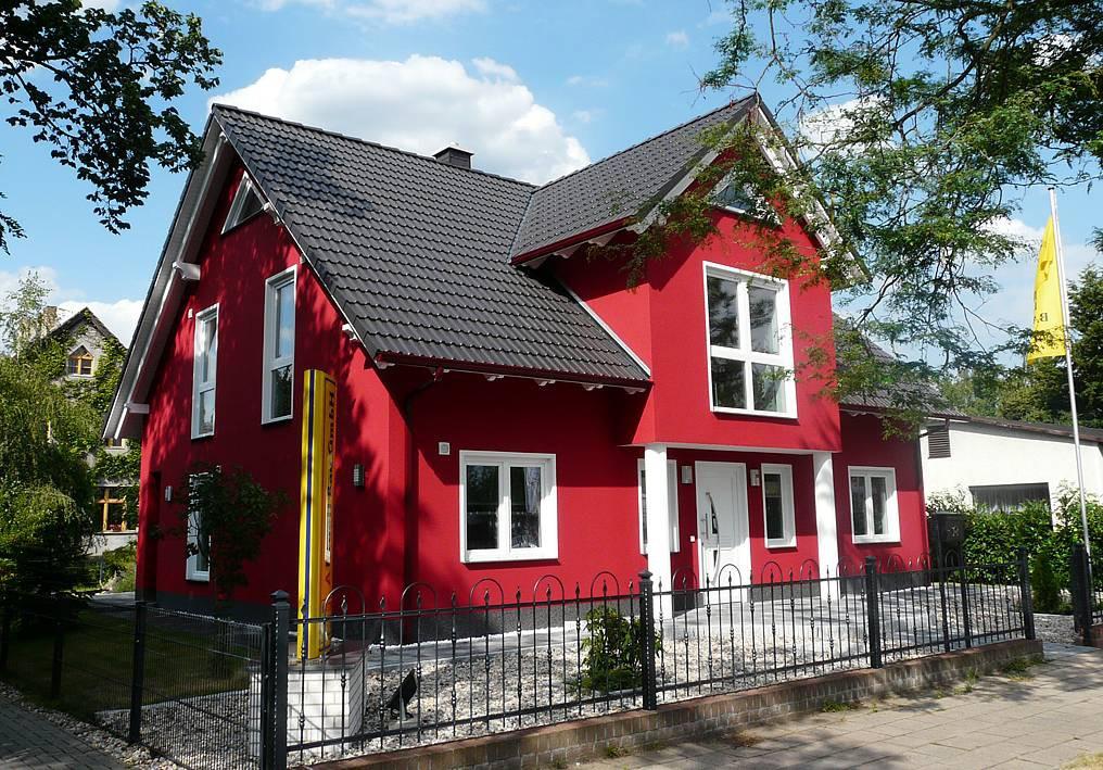 Aktuell Bau Musterhaus Potsdam