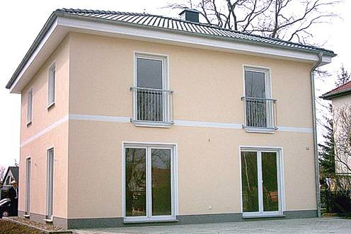 Musterhaus Teltow Stadtvilla 124 ZD - Town & Country