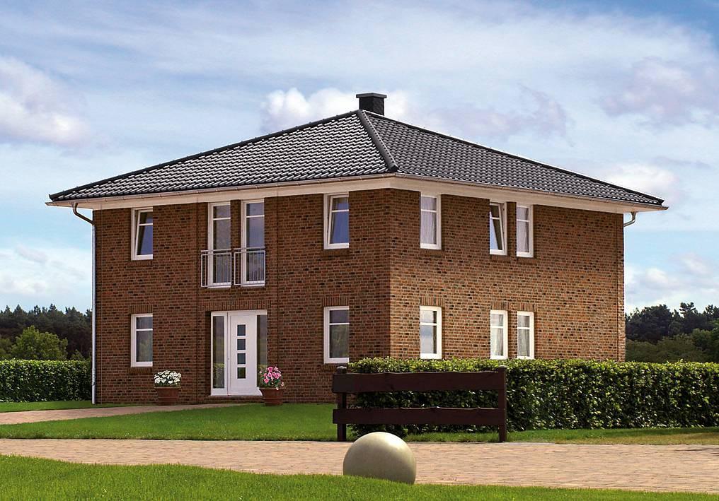 Musterhaus Stadthaus S300 - Bauunion1905