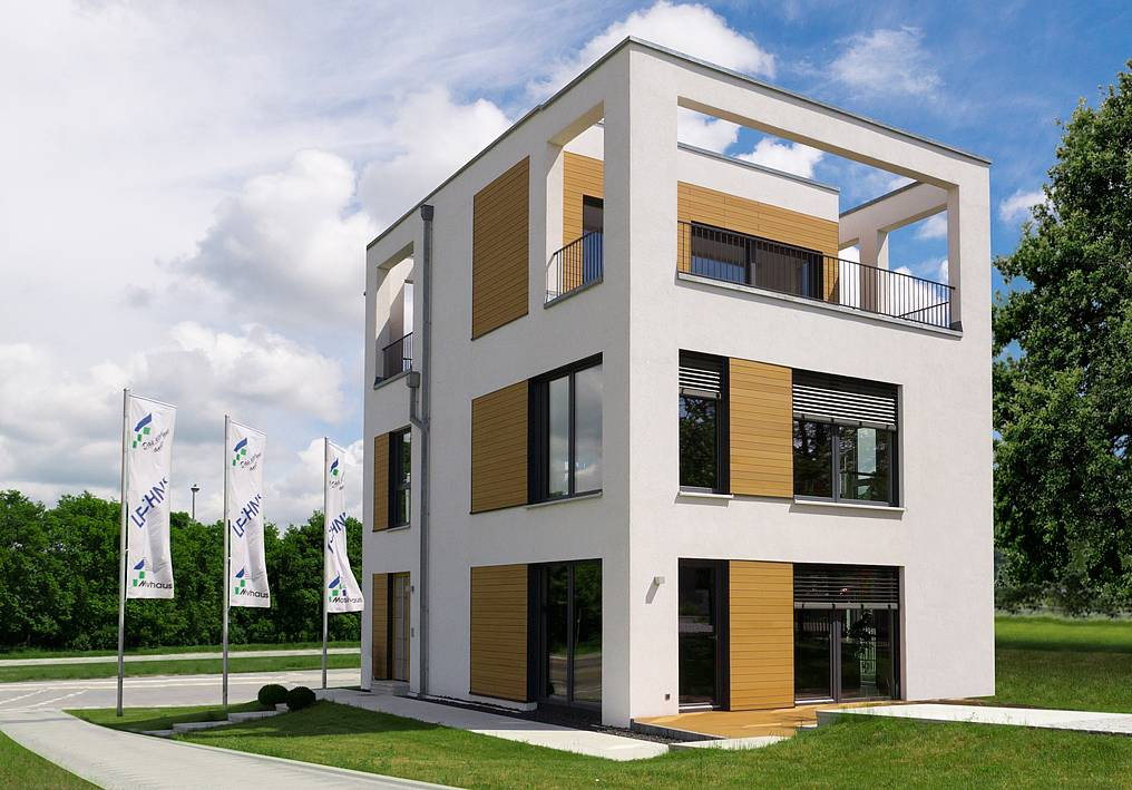 Musterhaus Berlin musterhaus berlin spandau lechner massivhaus immobilien