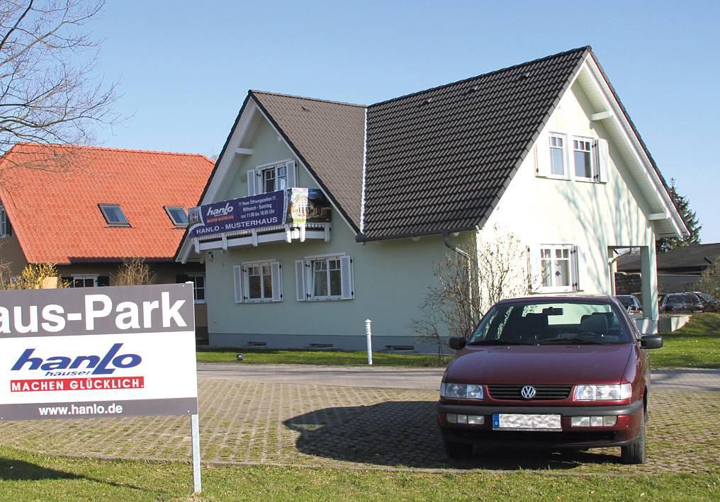 Top Star 181 - Musterhaus Lindenberg - Hanlo Haus