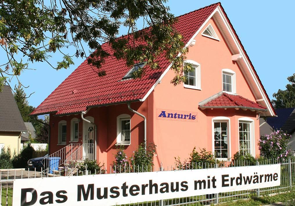 Musterhaus Real - Anturis Haus