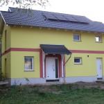 Zahnabau Musterhaus Sonnenhügel