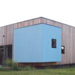 neues gesundes bauen Musterhaus