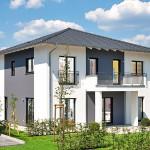 Musterhaus Citylife 500 - WeberHaus