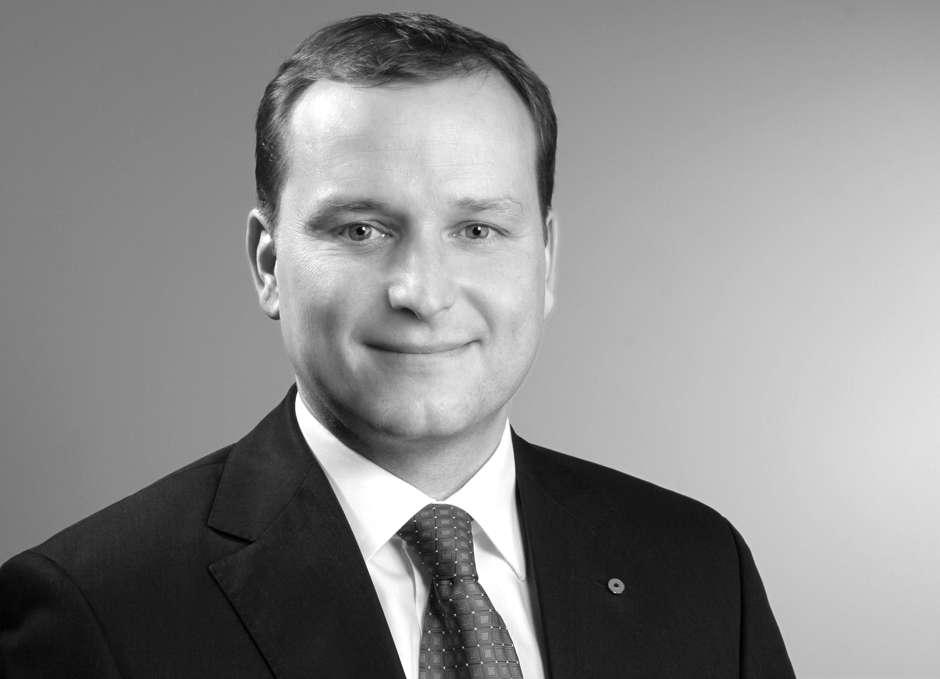 Diplom-Betriebswirt Stephan Gawarecki, Vorstandssprecher der Dr. Klein & Co. AG
