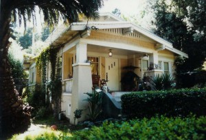 Californian Bungalow. Quelle: Wikipedia, Stilfehler