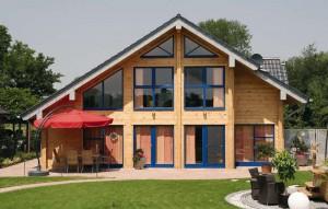 Das Holzhaus – eine Bauweise voll im Trend. © dmbv.de