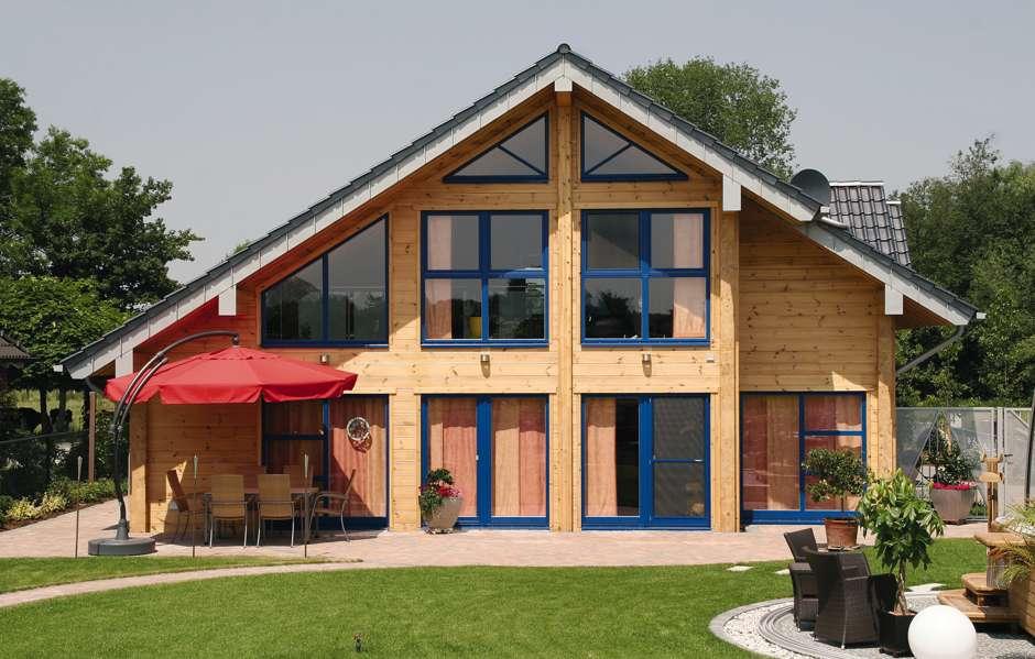 Das Holzhaus – eine Bauweise voll im Trend | www.immobilien-journal.de