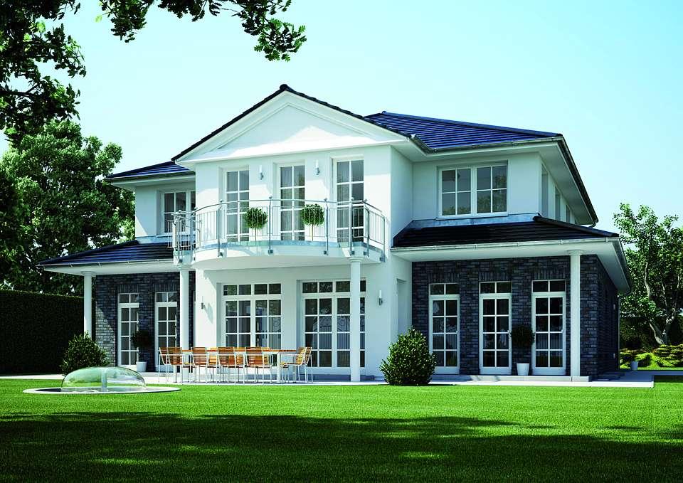 Musterhaus-Villa Falkensee von Heinz von Heiden Massivhäuser | www ...