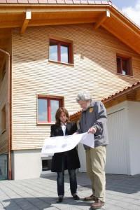VPB-Bauserie: Sicher planen und bauen: In zehn Schritten zum eigenen Haus Teil 5: Laufende Baukontrolle. Foto: Verband Privater Bauherren (VPB)