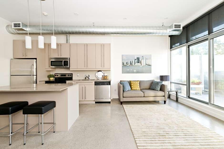 Der Mittelpunkt jedes Hauses – die Küche! © Elenathewise / fotolia.com
