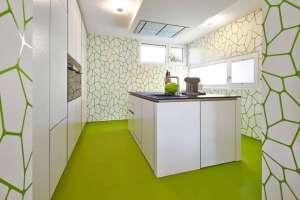 Küche, Contzen-Max-Haus © MAX-Haus