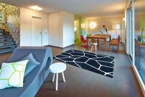 Wohn-Essbereich, Contzen-Max-Haus © MAX-Haus