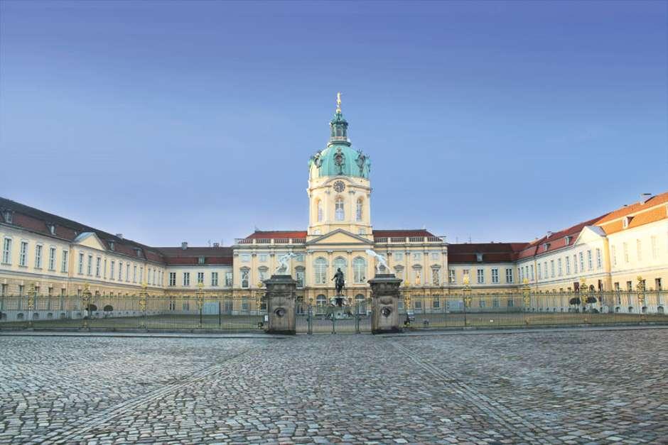 Schloss Charlottenburg © suzannmeer - Fotolia.com