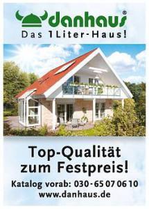 Danhaus Hausbau Katalog