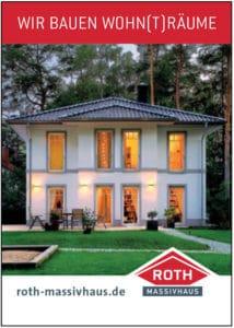 Hausbau Katalog Roth Massivhaus