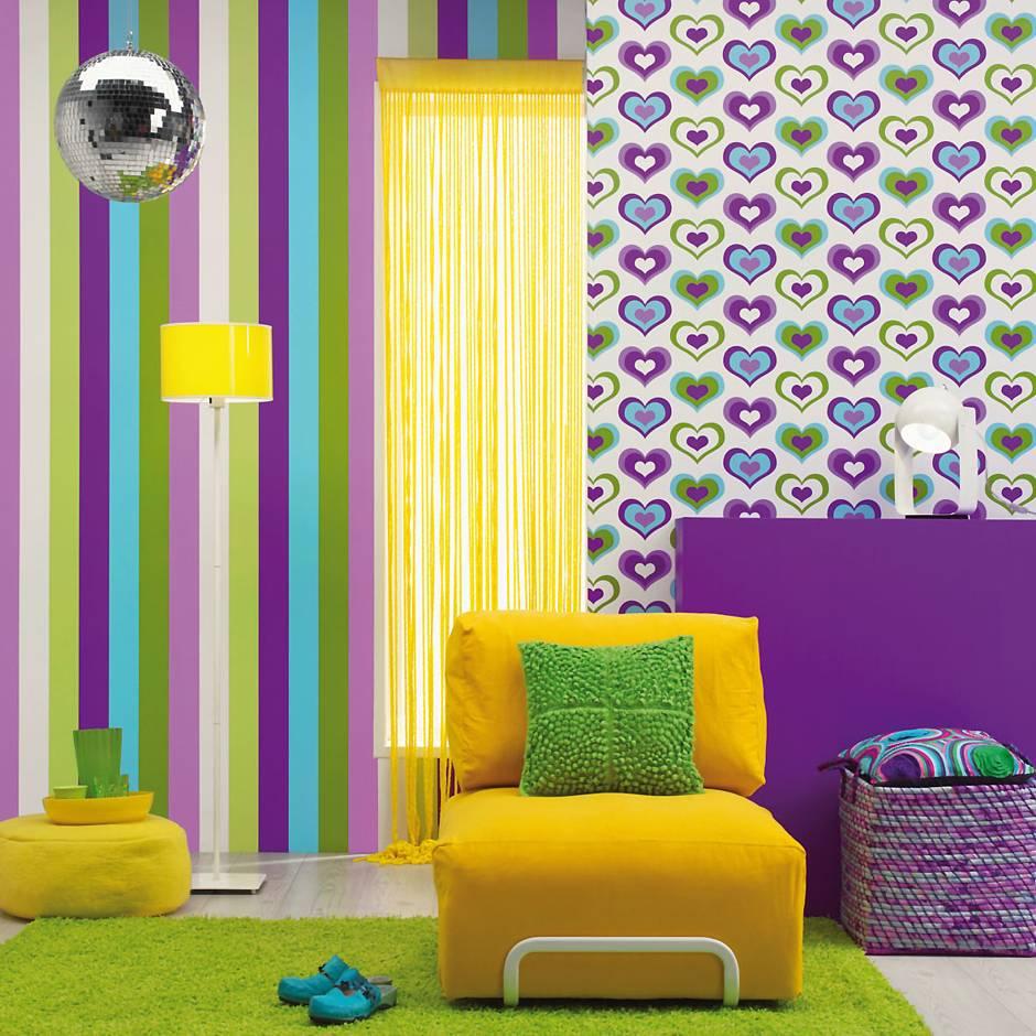 Gute-Laune-Atmosphäre im Jugendzimmer | www.immobilien-journal.de