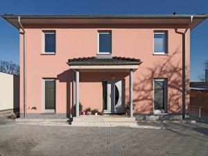 Die Stadtvilla von Helma Foto: Fabian Möbis