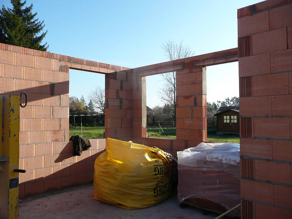 Die Küchenfenster entsprechen nicht der Baugenehmigung. Sie sind als Fenstertüren auszuführen. Quelle: BSB e.V.
