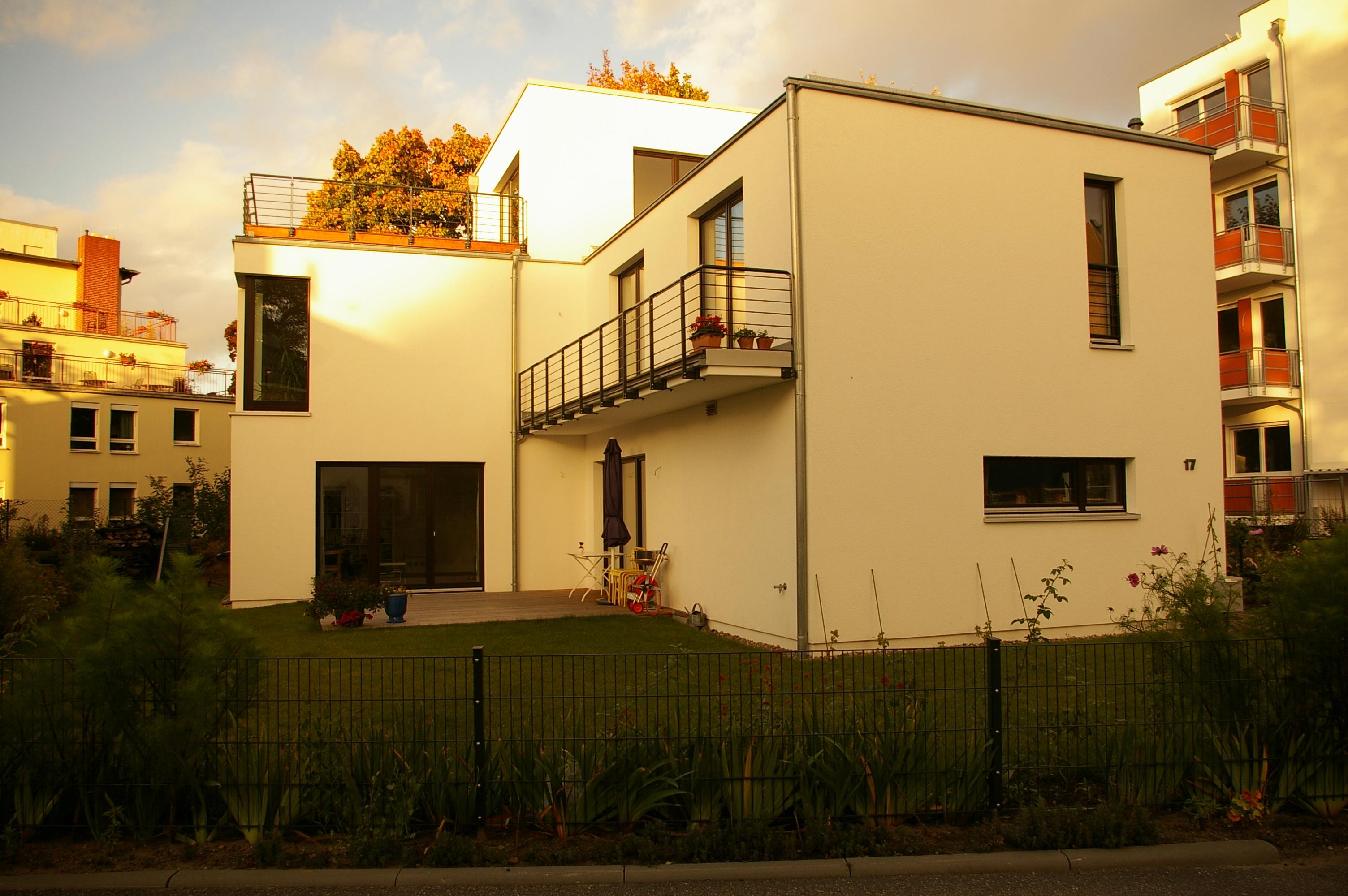 Kosimahaus Im Bauhausstil Foto: Martin Rank