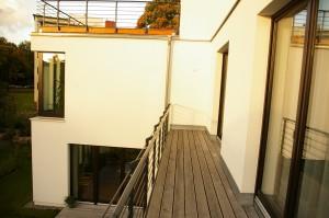 Kosimahaus Terrasse Foto: Martin Rank