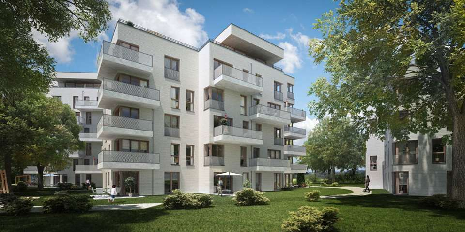Neues Projekt in Parklage von Berlin-Karlshorst