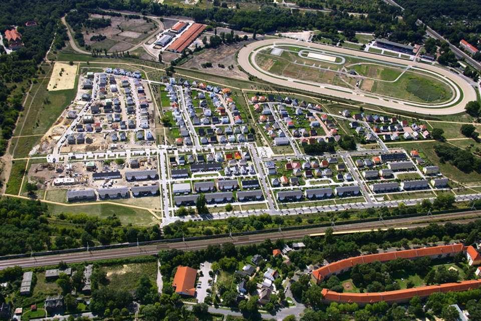 """Wohngebiet """"Carlsgarten"""" in Lichtenberg-Karlshorst"""