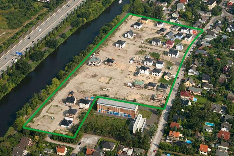 """Baugebiet """"Alte Gärtnerei"""" in Pankow"""