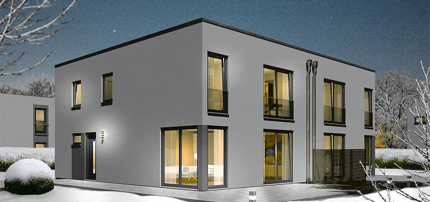 Town & Country Haus Doppelhaus-City136