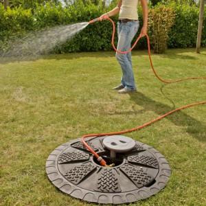 Regenwasser kann sinnvoll genutzt werden Bild: Benz24