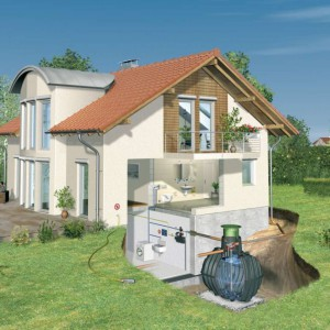 Die Graf Carat Hausanlage Eco plus Bild: Benz24