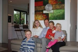 Kosima-Haus - Ein Architektenhaus zum Festpreis - Die Bauherrenfamilie