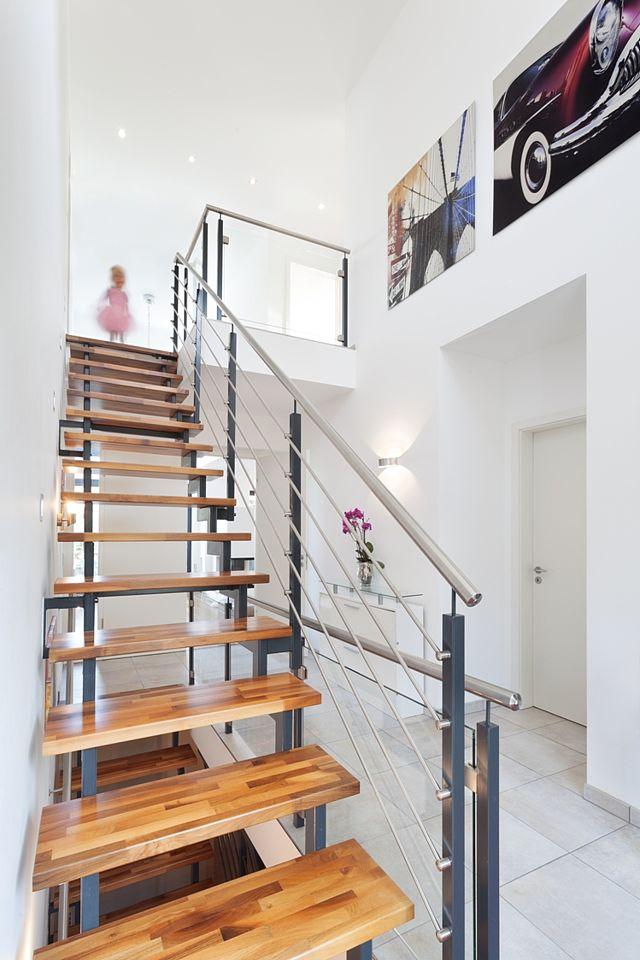 Kosima-Haus - Ein Architektenhaus zum Festpreis - Treppe