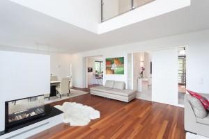 Kosima-Haus - Ein Architektenhaus zum Festpreis - Der einladene Wohnbereich