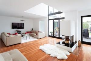 Kosima-Haus - Ein Architektenhaus zum Festpreis - Wohnbereich