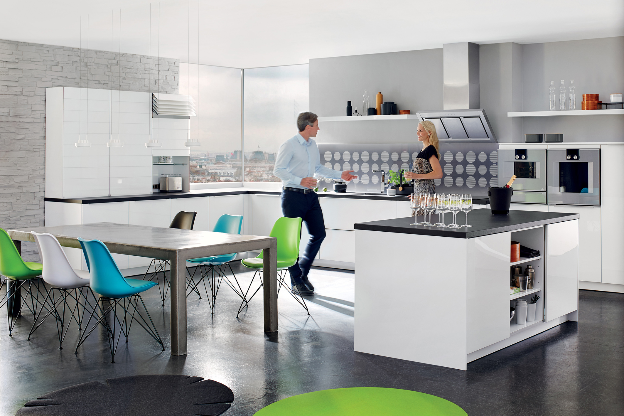 Männerküchen sind anders, Frauenküchen auch! – Jetzt auf www ...