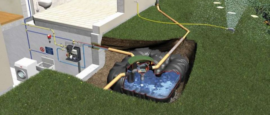 Regenwasser sinnvoll nutzen Bild: benz24