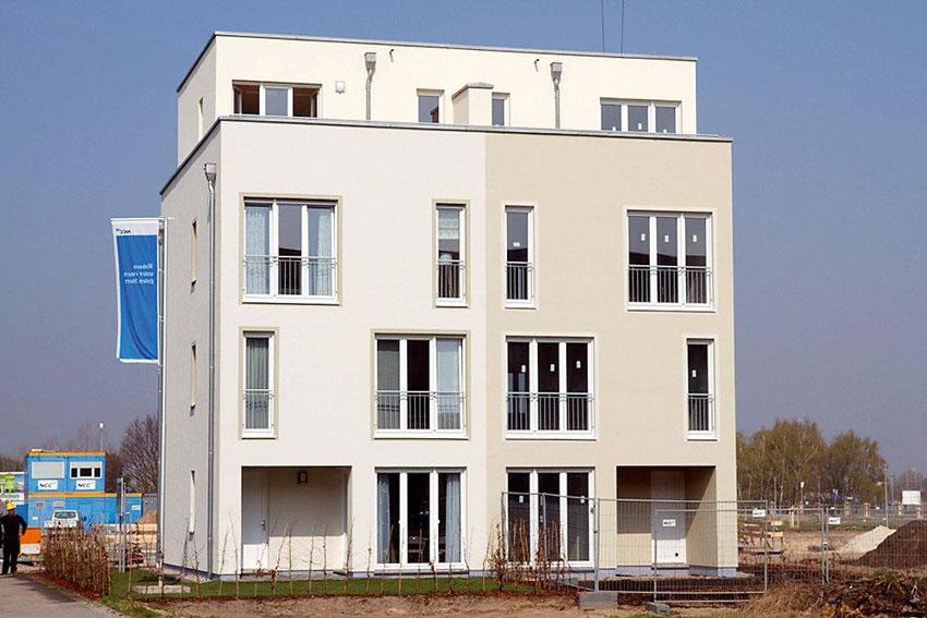 Ncc startschuss f r gehobene wohnqualit t in berlin for Hausbaufirmen berlin