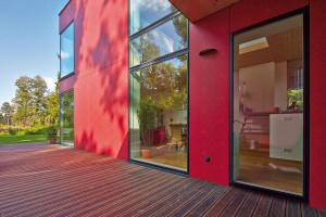 Terrasse - Contzen Max Haus 2