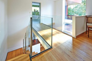 Treppe im Obergeschoss - Contzen Max Haus 2-0006