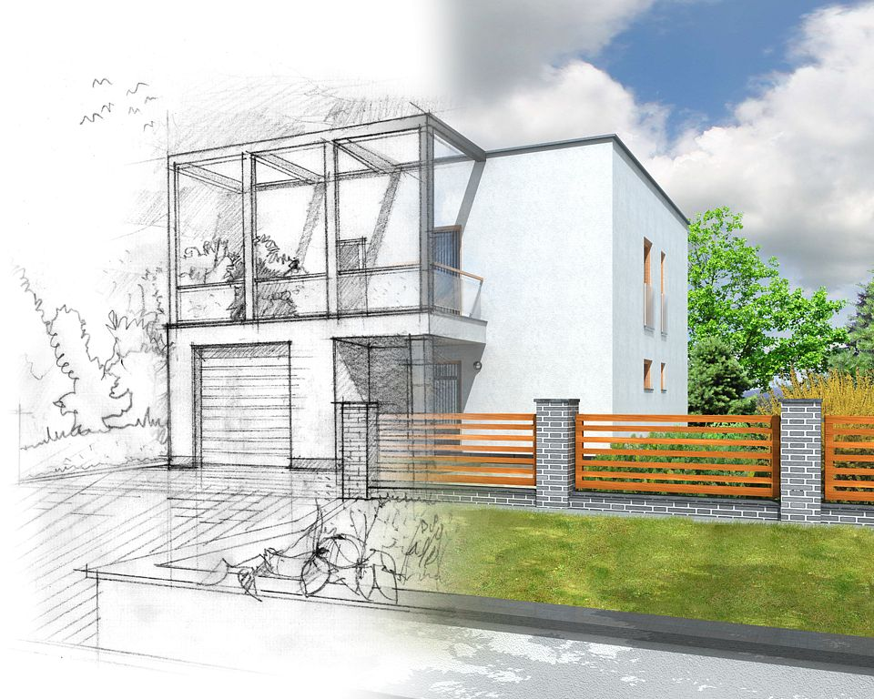 Das architektenhaus for House concept design