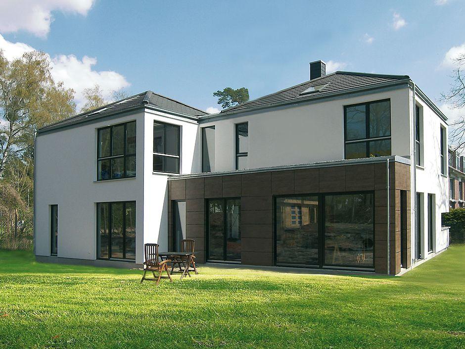 Was kostet ein Architektenhaus? Bild: Kosima Haus