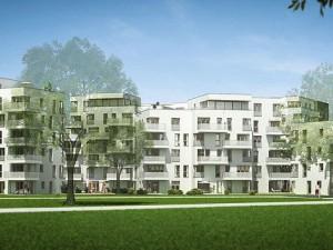 Wohnen in Karlshorst-Helma Wohnungsbau