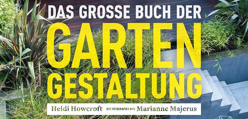 das große buch der gartengestaltung | www.immobilien-journal.de, Garten ideen